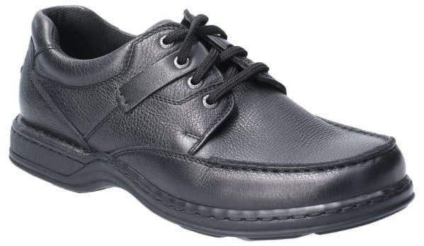Hush Puppies Randall II Lace Mens Shoes Black